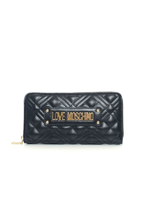 Zip wallet Love Moschino | 63 | JC5620PP0A-KA0000