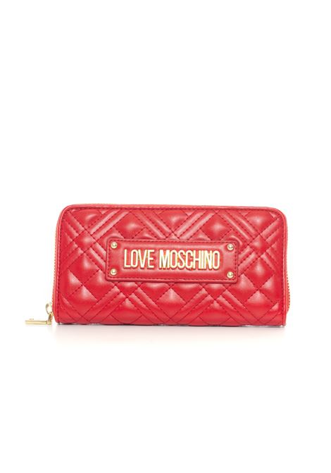 Zip wallet Love Moschino | 63 | JC5620PP0A-KA0500