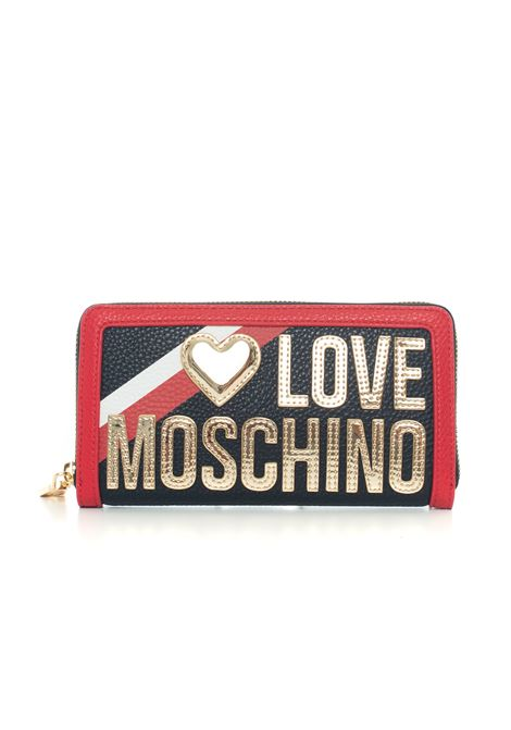 Zip wallet Love Moschino | 63 | JC5633PP0A-KP100A