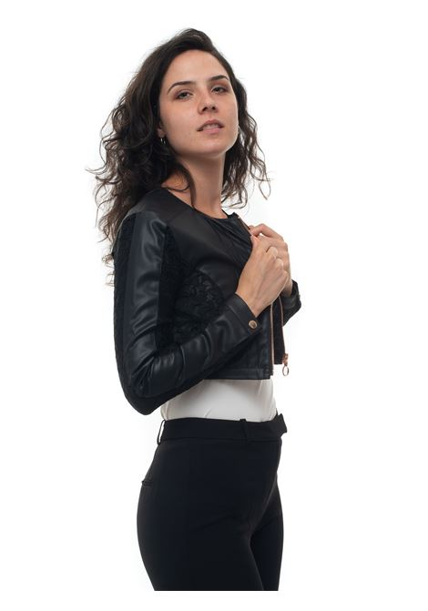 Faux leather jacket Luckylu | -276790253 | 29LL-GI26EC0700