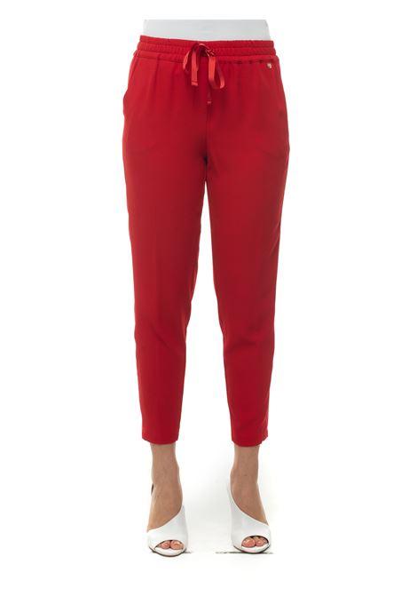 Pantalone morbido in cady Luckylu | 9 | 29LL-PA03CY0511