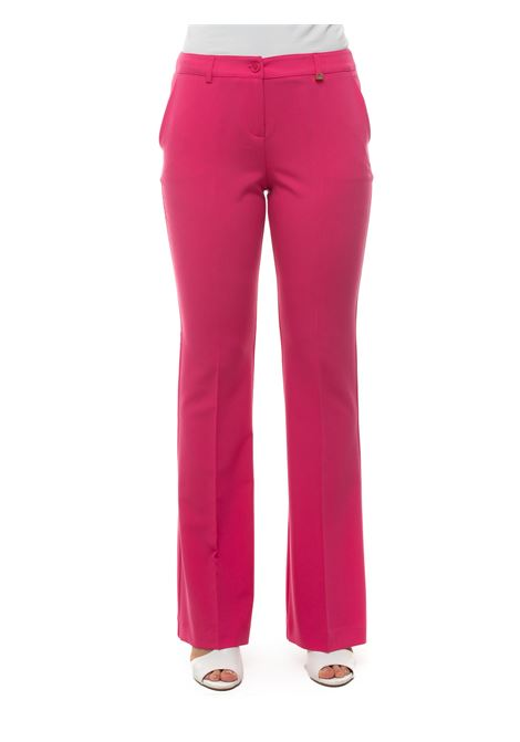 Pantalone morbido in cady Luckylu | 9 | 29LL-PA14FL0206