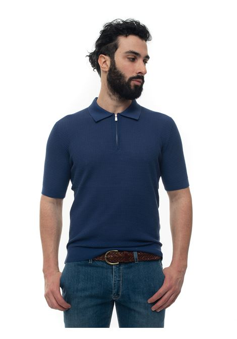 Short sleeve polo shirt Luigi Borrelli | 2 | 14MG2506-M900773