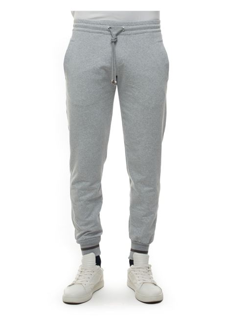 Sweat trousers with drawstring Luigi Borrelli | 9 | FPB622-K900630