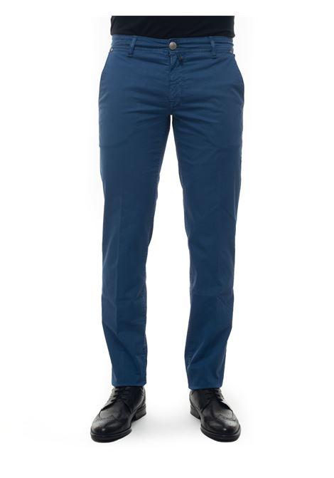 Pantalone modello chino Partenope Luigi Borrelli | 9 | PARTENOPE-TJ50172