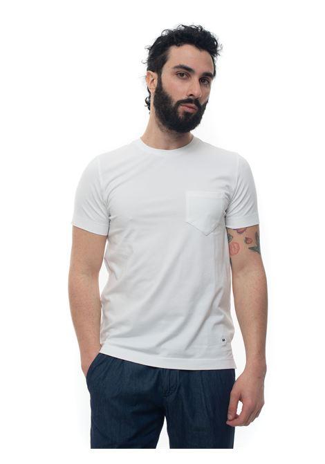 T-shirt girocollo Luigi Borrelli | 8 | PLX522-K900711