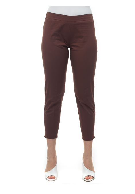 Cotton trousers Maria Bellentani | 9 | 1205-2001888