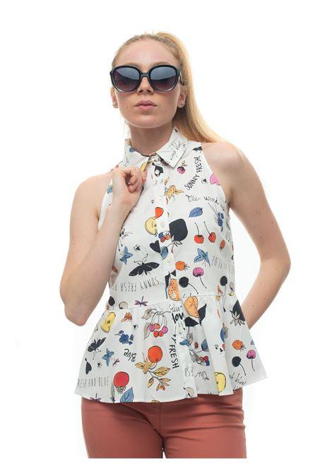 Camicia da donna fantasia FACCENDA Pennyblack | 6 | FACCENDA-3111