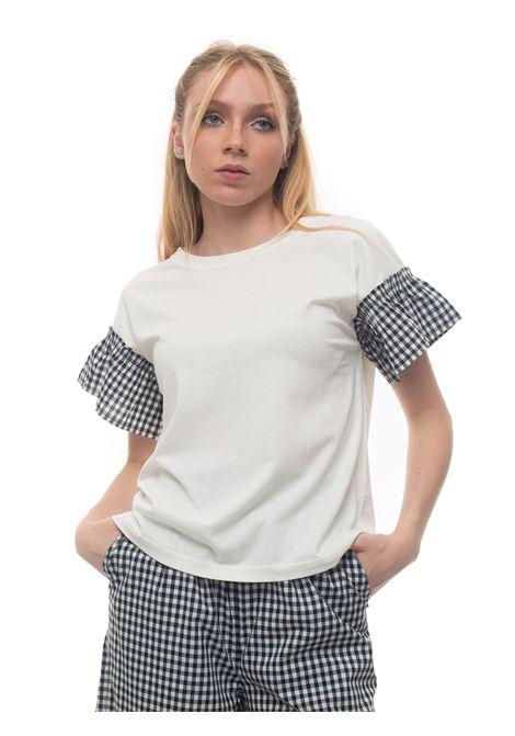 RAMPINO Round-necked T-shirt Pennyblack | 8 | RAMPINO-3551