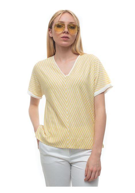 Registro V-neck pullover Pennyblack | 8 | REGISTRO-2361