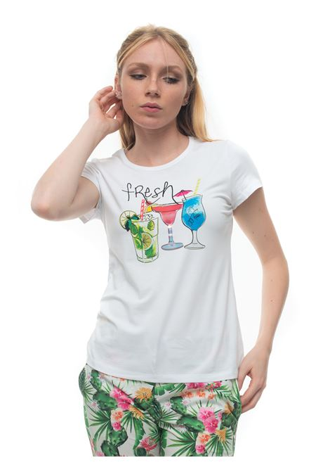T-shirt Replica Pennyblack | 8 | REPLICA-2433 COCKTAIL