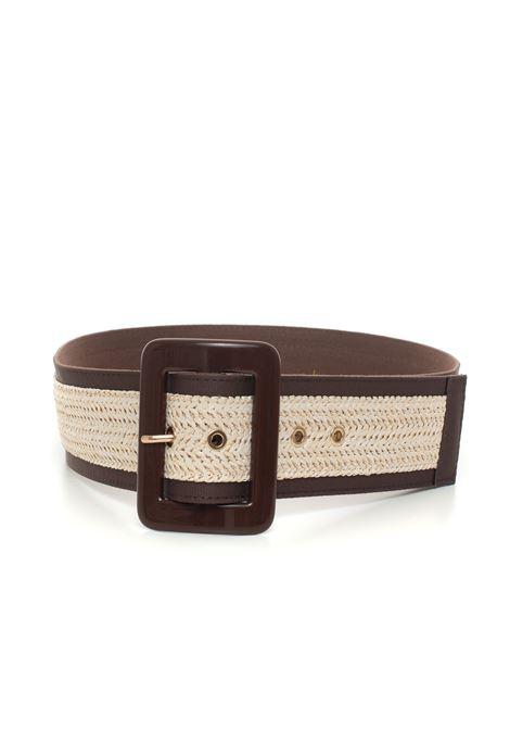 Cintura con fibbia piatta Semestre Pennyblack | 20000041 | SEMESTRE-56211
