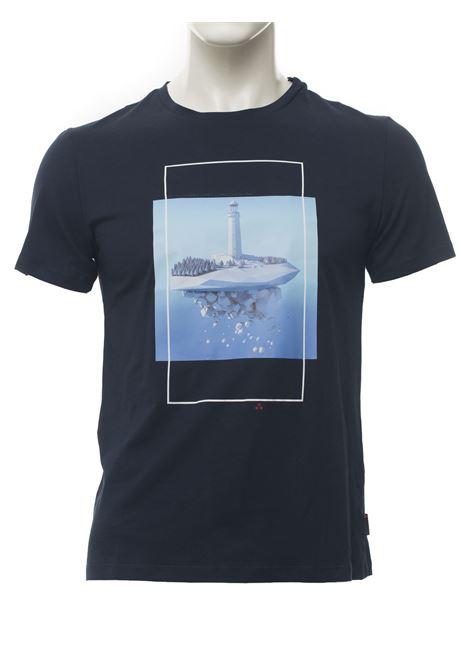 T-shirt girocollo Andros Peuterey | 8 | ANDROS_ICY02-PEU3518-99012021215