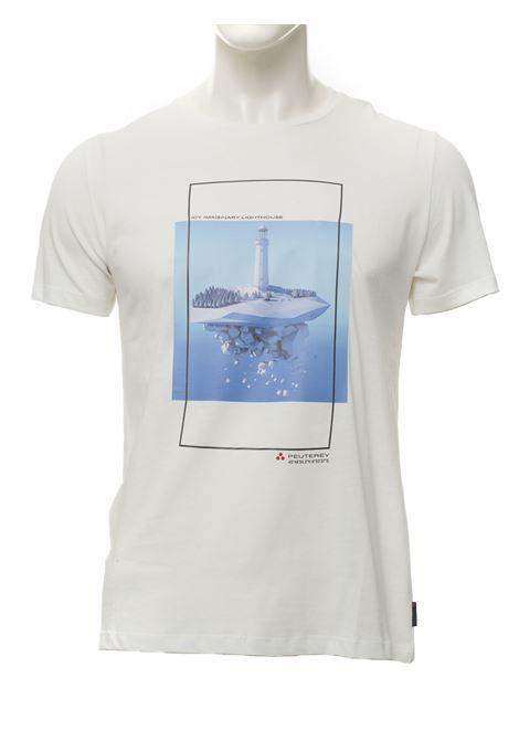 T-shirt girocollo Andros Peuterey | 8 | ANDROS_ICY02-PEU3518-99012021BIA