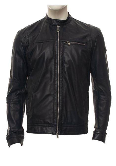 Saguaro leather harrington jacket Peuterey | -276790253 | SAGUARO_WS06-PEU3505215