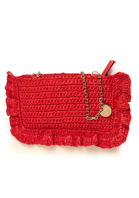 Shoulder bag with chain Red Valentino | 31 | TQ0P0A84-MVKC07
