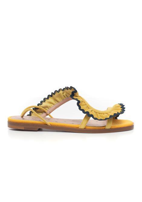 Sandals Red Valentino | 20000009 | TQ0S0D69-RXZAW6