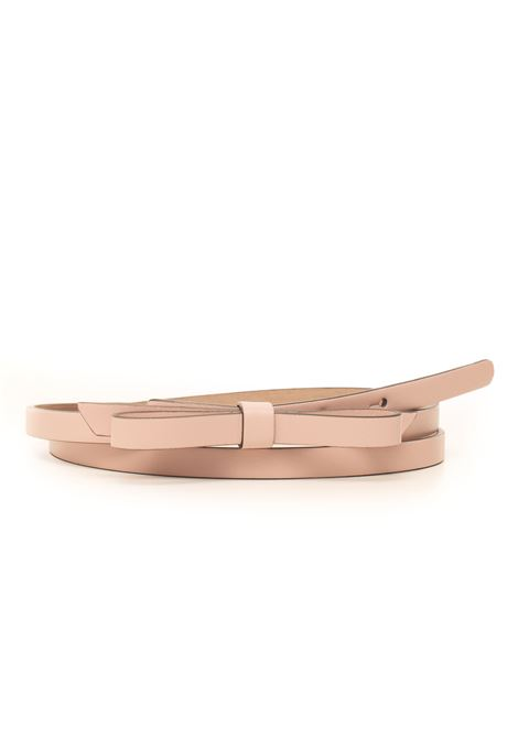 Thin belt in leather Red Valentino | 20000041 | TQ2T0A73-MENN17