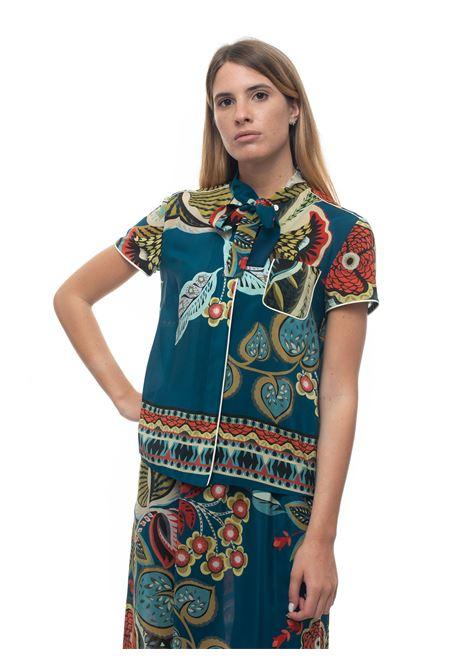 Camicia in seta Red Valentino | 6 | TR0AA0V5-505A47