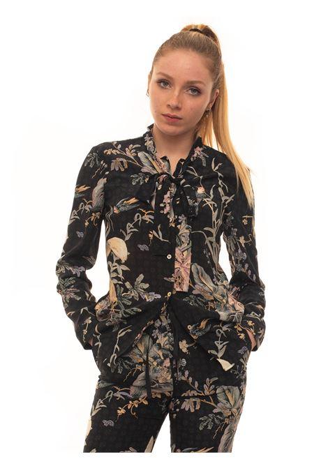 Silk fantasy blouse Red Valentino | 6 | TR3ABA90-4RS0NO
