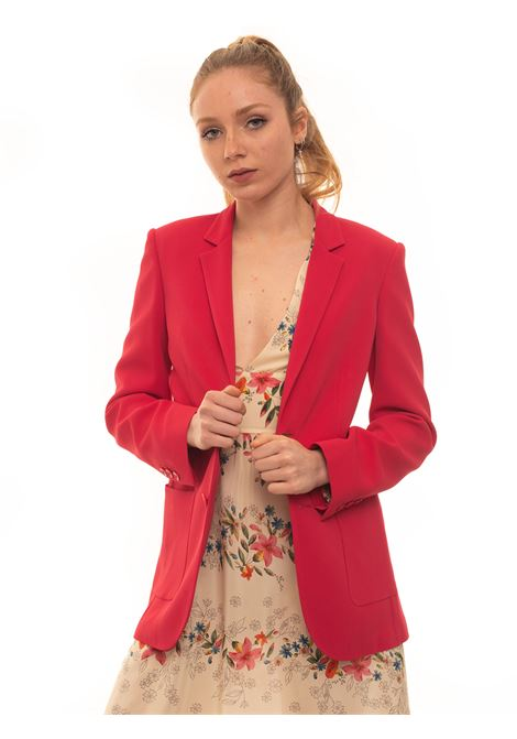 Lined blazer Red Valentino | 3 | TR3CEA65-4SYF58