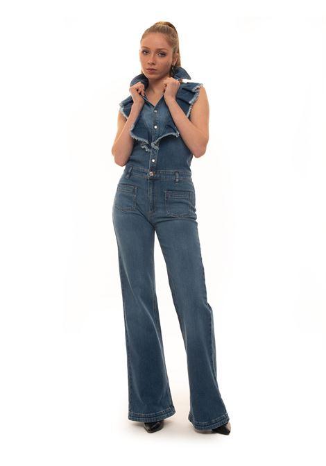 Salopette jeans Red Valentino | 19 | TR3DA00C-4TT568