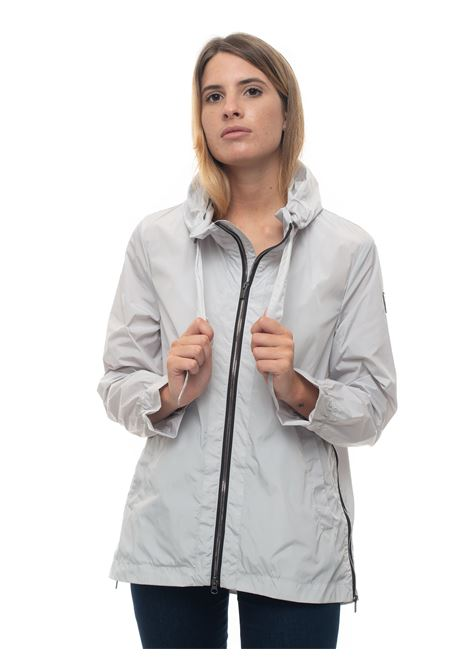 Blar fabric harrington jacket Refrigue | -276790253 | BLAR-R62228AEV1WLIGHT GREY