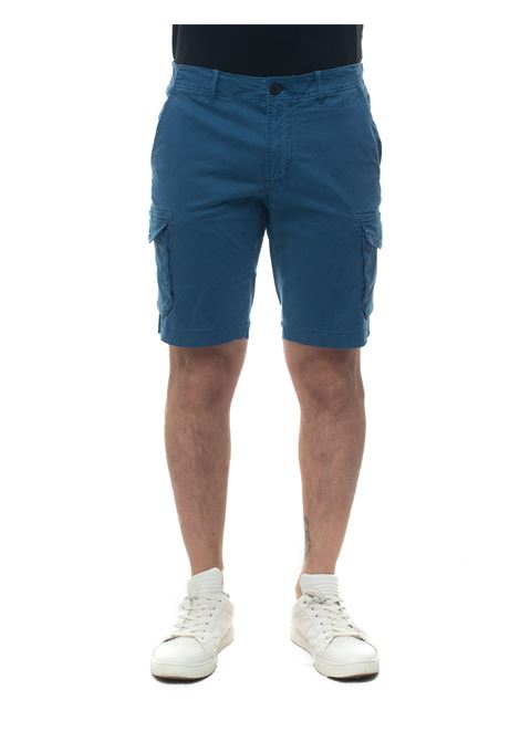 Bermuda with large pockets Refrigue | 5 | CARGOSHORT-R71022CTV1MINDIGO