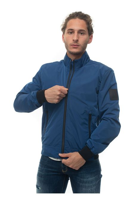 DASTER Bomber jacket Refrigue | -276790253 | DASTER-R58477OHV1MBLUE