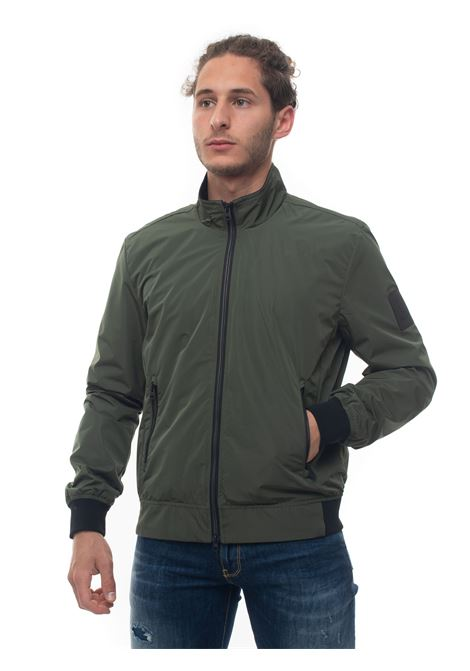 DASTER Bomber jacket Refrigue | -276790253 | DASTER-R58477OHV1MDEEP ARMY GREEN