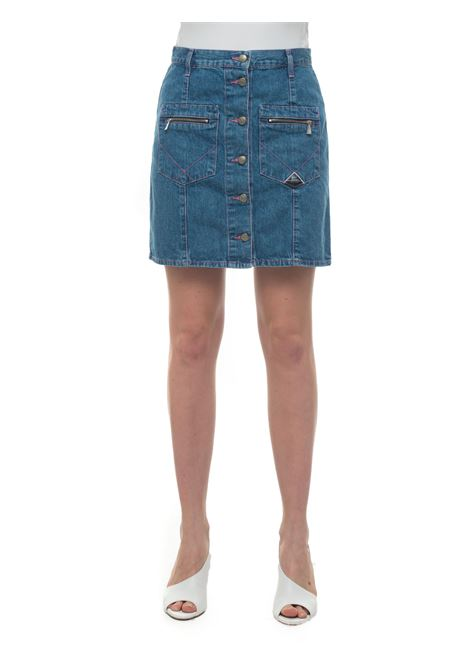 Skirt Roy Rogers | 15 | SKIRT_ELYN-DENIMDENIM