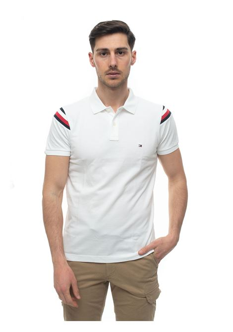 Short sleeve polo shirt Tommy Hilfiger | 2 | MW0MW13087YBR