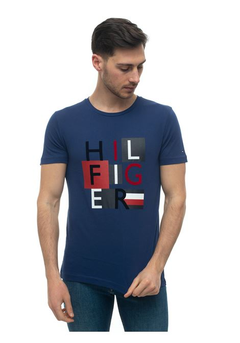 T-shirt Tommy Hilfiger | 8 | MW0MW13361C7H