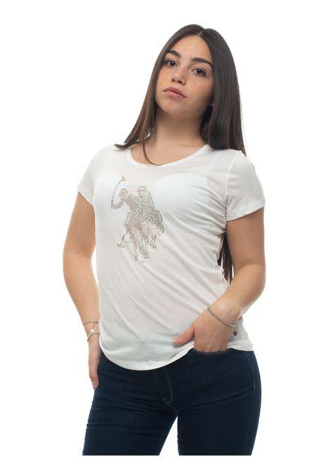 T-shirt US Polo Assn | 8 | 55853-51520101