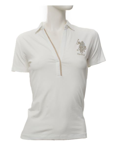 Short-sleeved polo shirt US Polo Assn | 2 | 55942-51256101