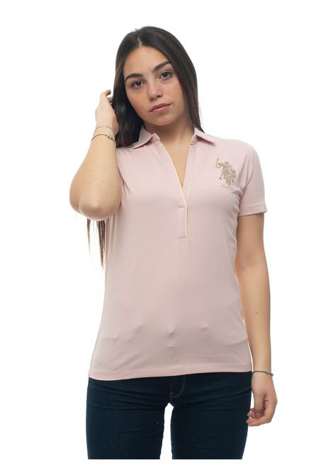 Short-sleeved polo shirt US Polo Assn | 2 | 55942-51256105