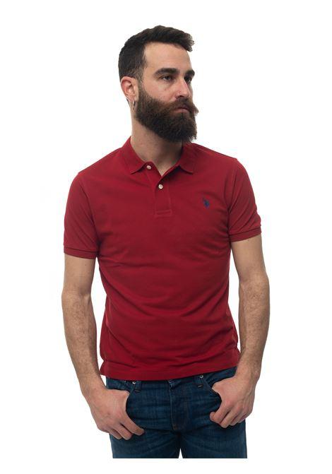 Short sleeve polo shirt US Polo Assn | 2 | 55957-41029159