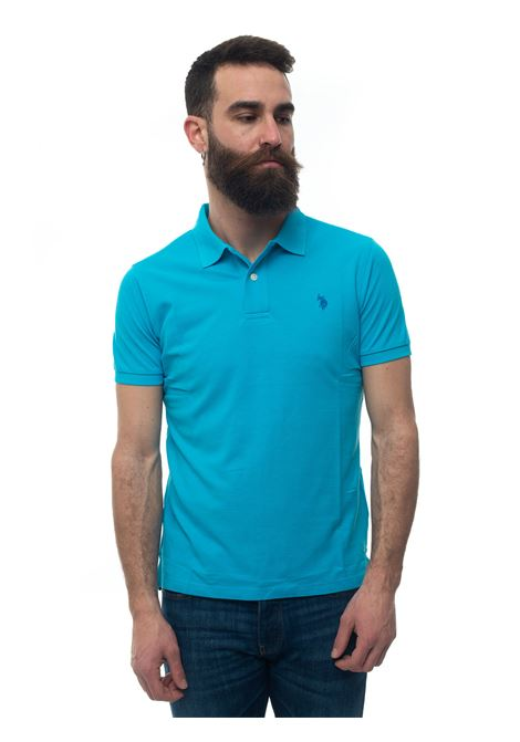 Short sleeve polo shirt US Polo Assn | 2 | 55957-41029230