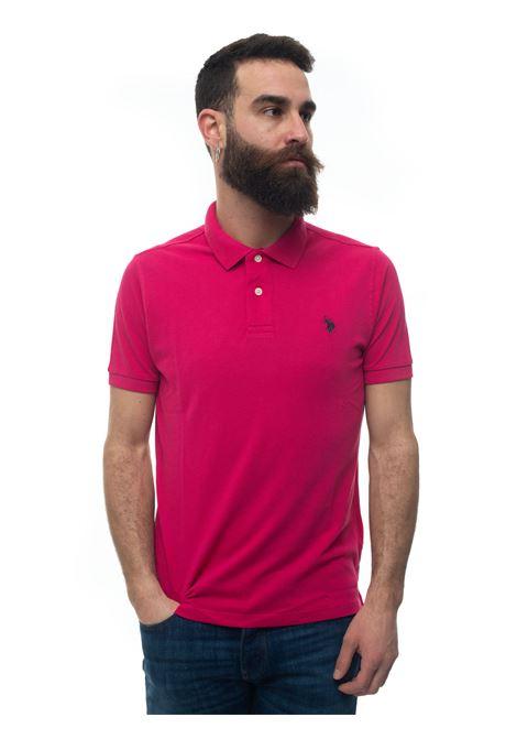 Short sleeve polo shirt US Polo Assn | 2 | 55957-41029250