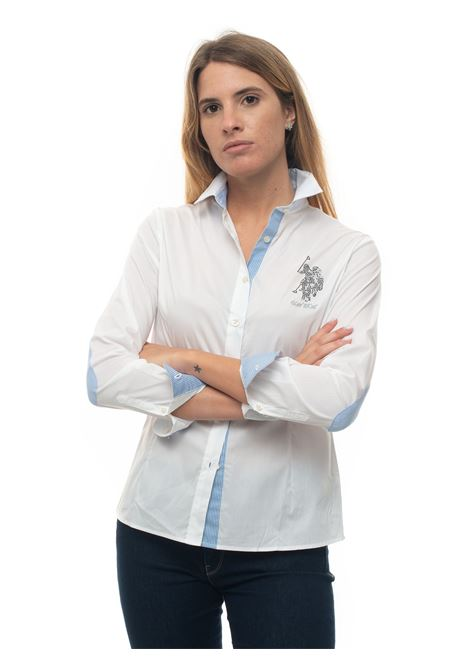 Cotton blouse US Polo Assn | 6 | 56104-51702100
