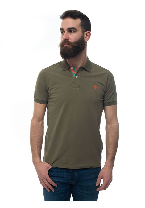 Short sleeve polo shirt US Polo Assn | 2 | 56421-52024146