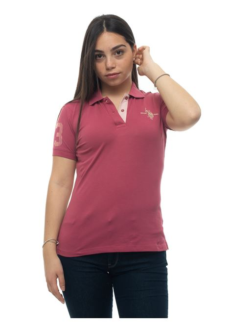 Polo piquet mezza manica US Polo Assn | 2 | 56802-48439252