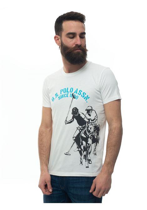 T-shirt US Polo Assn | 8 | 57241-52061401