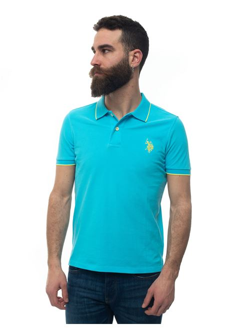 Short sleeve polo shirt US Polo Assn | 2 | 58561-41029333
