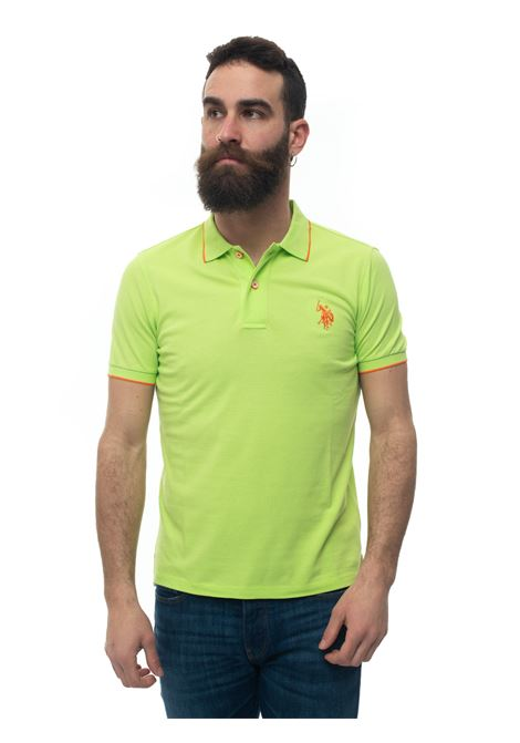 Short sleeve polo shirt US Polo Assn | 2 | 58561-41029344