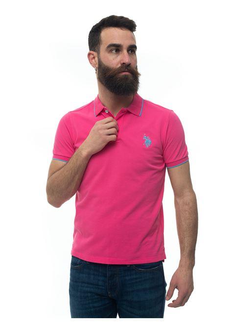 Short sleeve polo shirt US Polo Assn | 2 | 58561-41029350