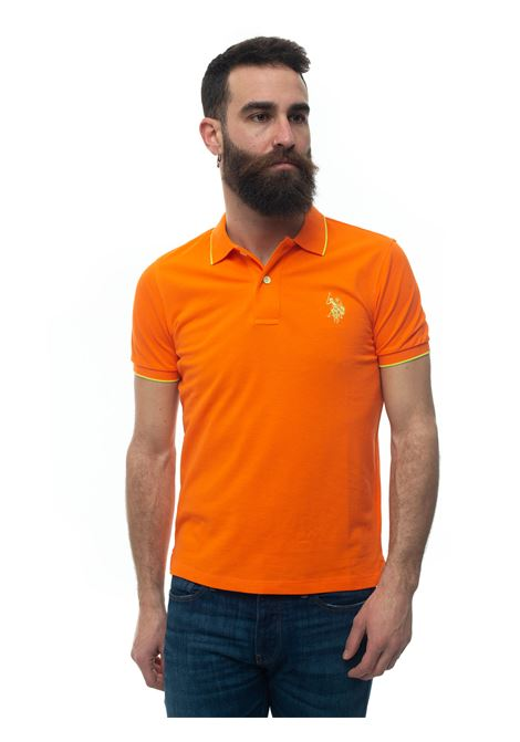 Short sleeve polo shirt US Polo Assn | 2 | 58561-41029351