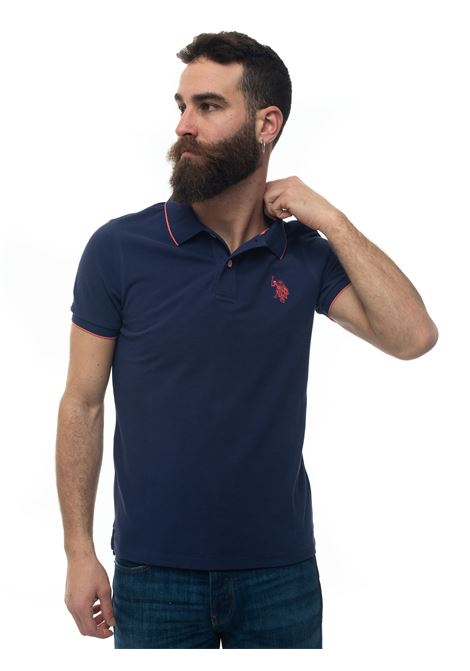Short sleeve polo shirt US Polo Assn | 2 | 58561-41029377