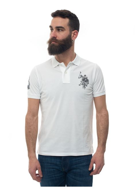 Short sleeve polo shirt US Polo Assn | 2 | 59013-51711101