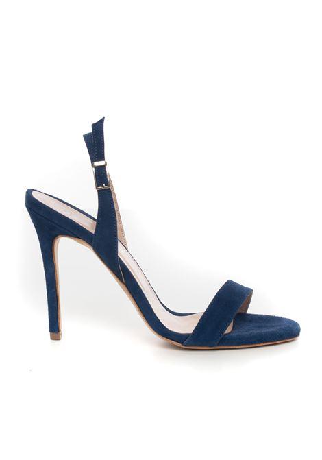 Leather strap sandals Vincenzo Piccolo | 20000009 | P12-CAMOSCIOINDACO